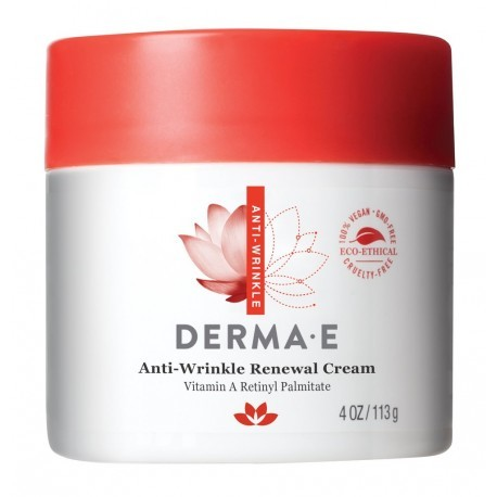 Крем Derma E Anti-Wrinkle Renewal Cream  113 г.