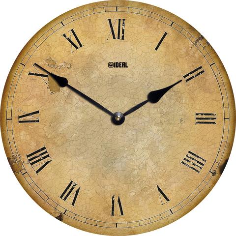 деревянные часы из МДФ mdr325 d300