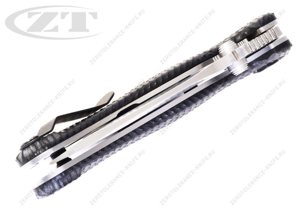 Нож Zero Tolerance 0200KW SW Onion - фотография