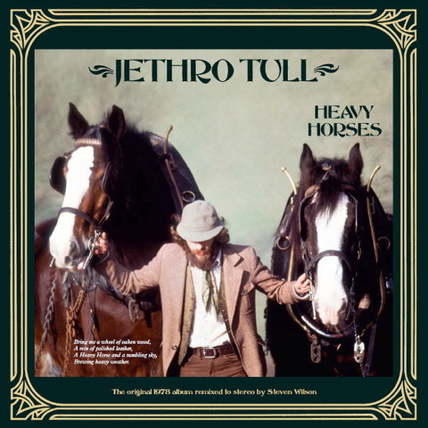 Jethro Tull / Heavy Horses (CD)