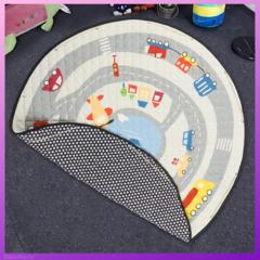 Детский коврик-мешок 2в1