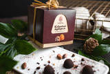 Конфеты Кедровый трюфель из тёмного шоколада Сибирский Кедр 120 г