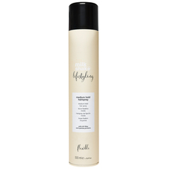 Лак для волос средней фиксации / Milk Shake lifestyling open hairspray medium hold 500 мл