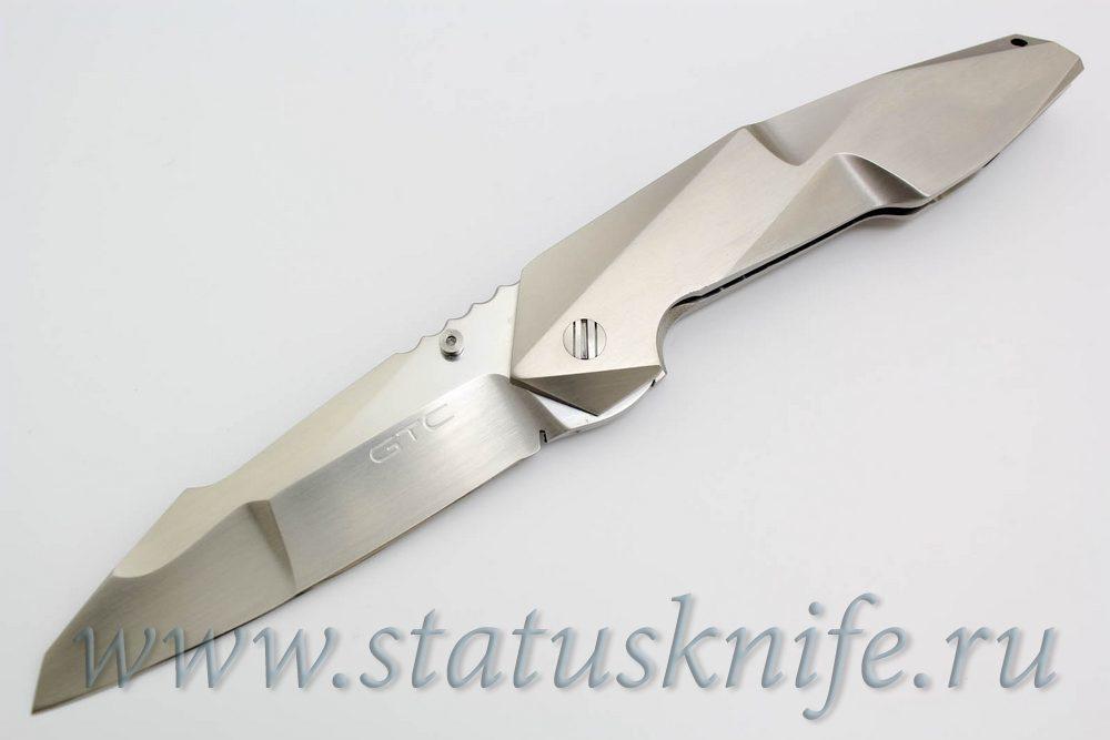 Нож GTC Gustavo Cecchini «Supersonic»