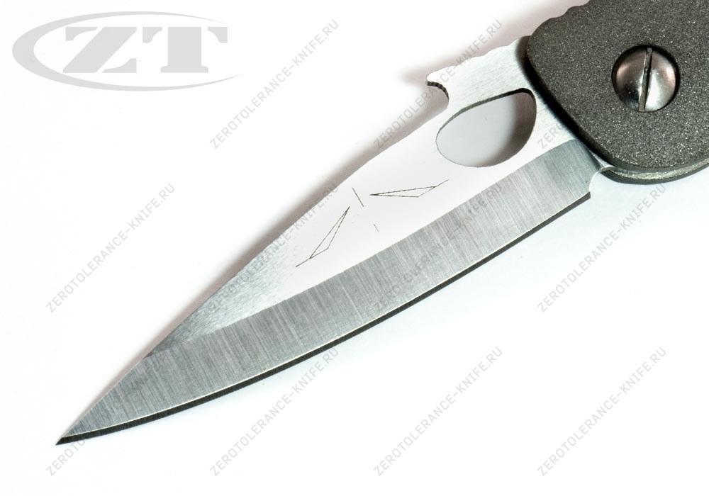 Нож Custom El Bandito Emerson - фотография