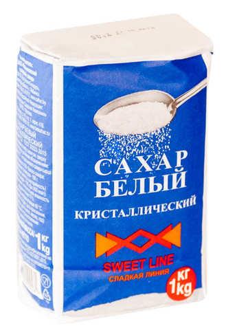 Сахарный песок 1кг. Жабинка