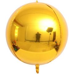 К 3D СФЕРА Gold, 32