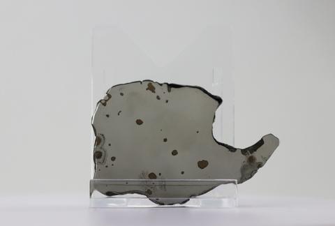 метеорит Дронино, пластина