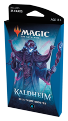 Тематический синий бустер выпуска «Kaldheim» (английский)