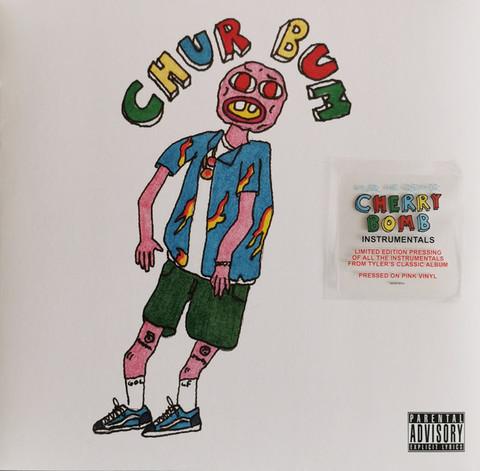Виниловая пластинка. Tyler, The Creator - Cherry Bomb (The Instrumentals)