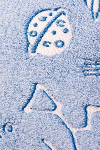 Плед с рукавами Gekoko «Галактика» неоновый 9