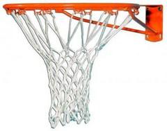 Сетка баскетбольная ПРОФ. шнуровая d=6.0мм.