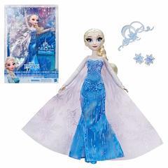 Кукла Эльза Зимние мечты Frozen