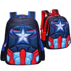 Капитан Америка рюкзак школьный