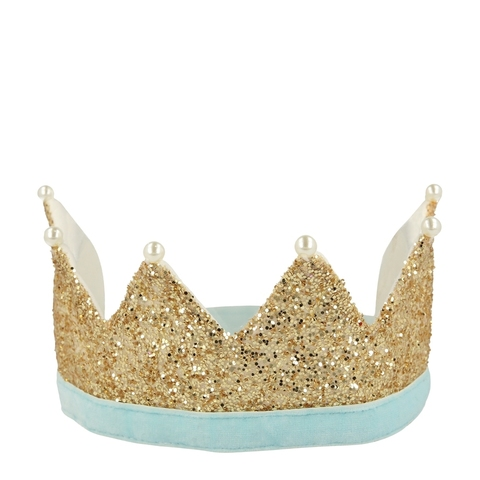 Корона золотот и жемчуг
