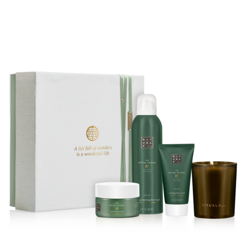The Rituals of Jing Relax Ritual Medium Gift Set