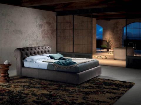 Кровать Mister, Италия
