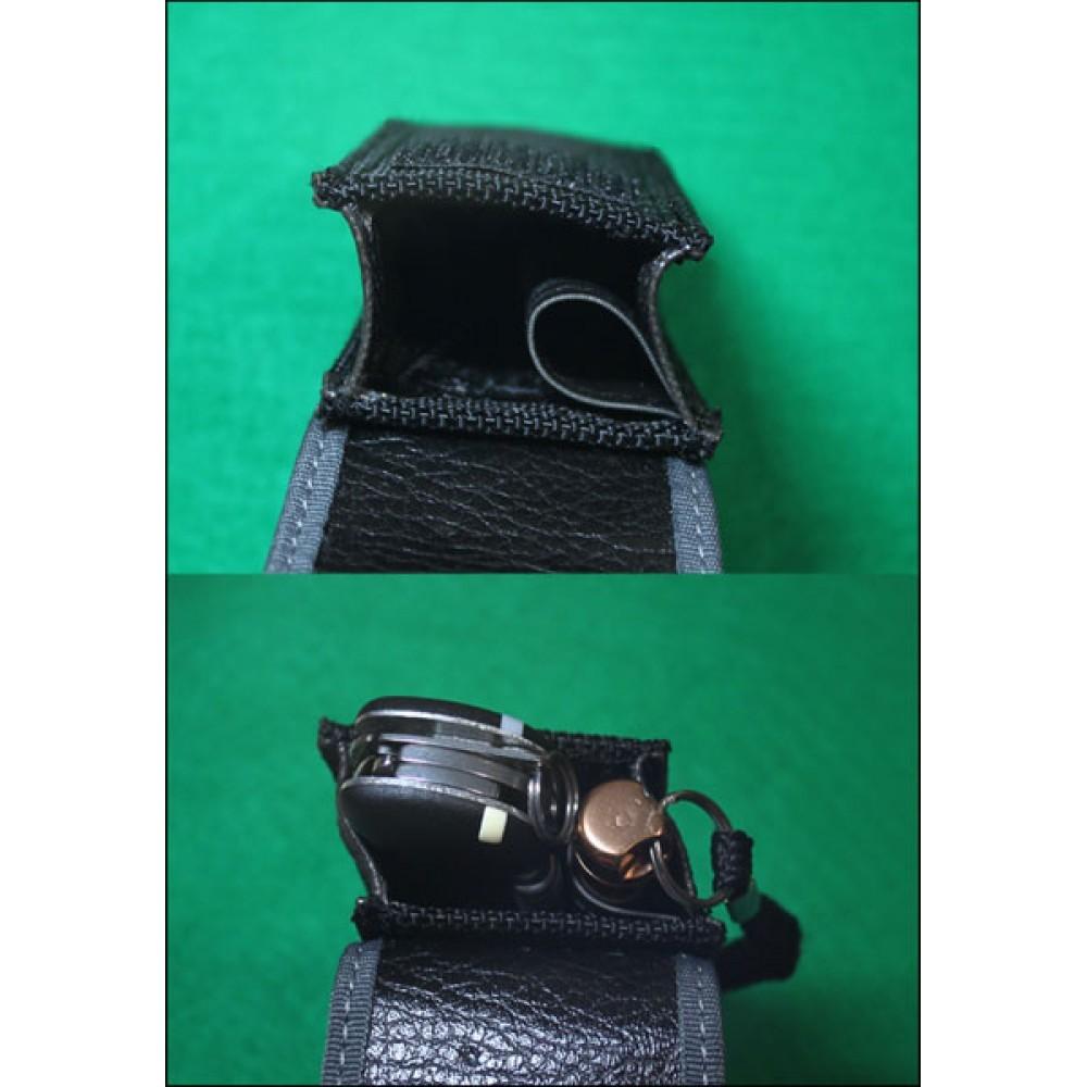 Нейлоновый чехол для ножей Victorinox 111 мм (4.0547.3) с дополнительным отделением | Wenger-Victorinox.Ru