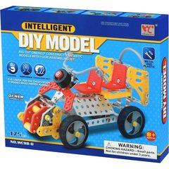 Конструктор металлический Same Toy Inteligent DIY Model 175 эл. WC98DUt
