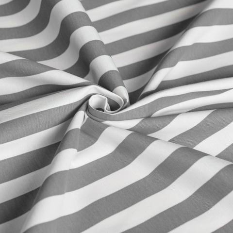 Ткань хлопок Кембридж серый