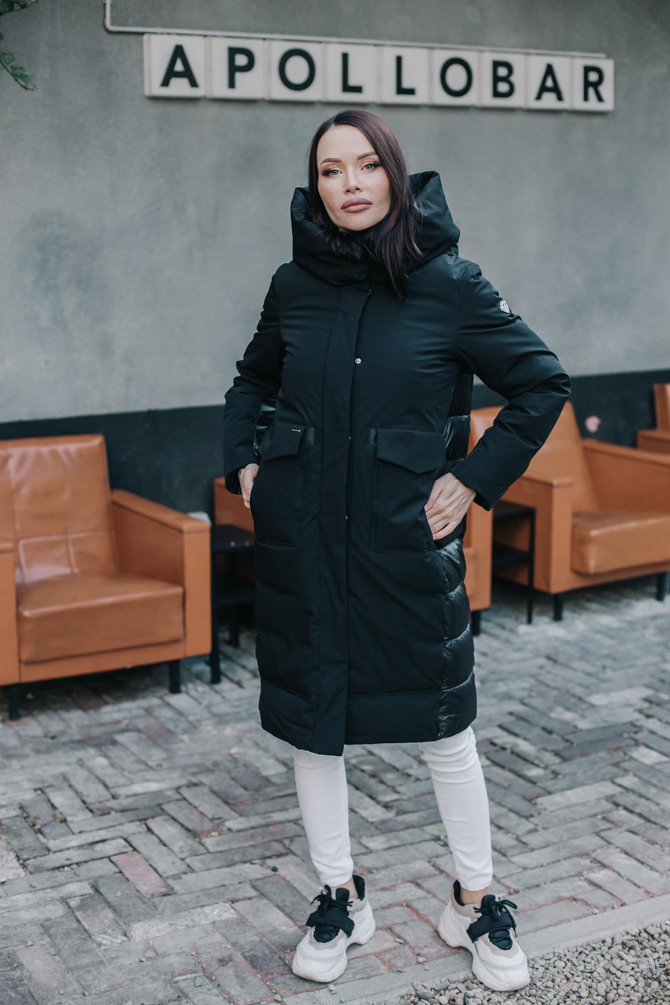 Куртка женская осенне-зимняя