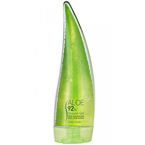 Holika Holika Aloe 92% Shower Gel гель для душа с соком Алоэ Вера