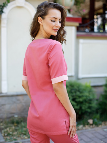 Блуза медицинская Бл-355а сатори