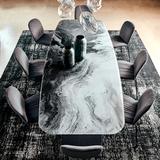 Обеденный стол Stratos crystalart, Италия