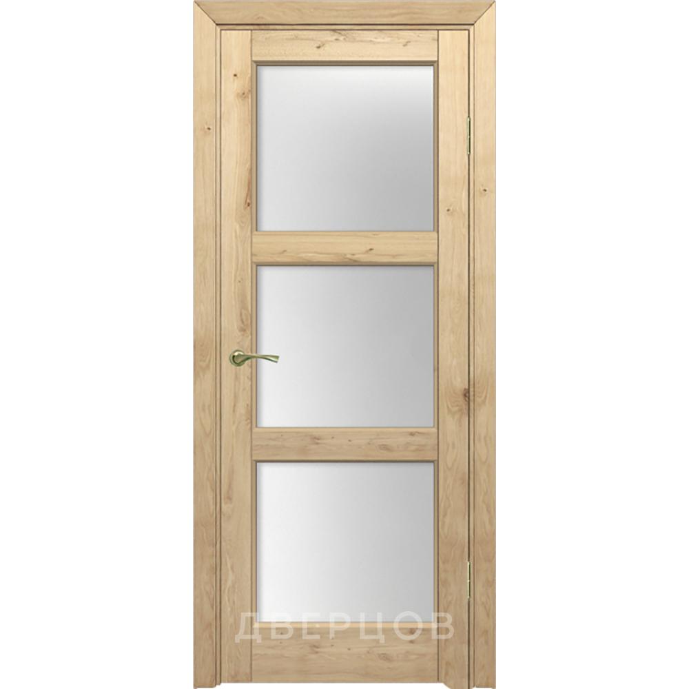 Двери из массива дерева Межкомнатная дверь массив дуба Дверцов Торджано под остекление сmodel-8-po-massiv-duba-dvertsov.jpg