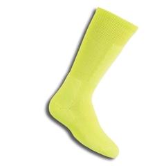 Термоноски горнолыжные детские Thorlo KS Electric Yellow/White