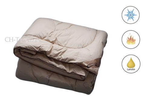 Одеяло Коллекции САХАРА  верблюжья шерсть теплое.