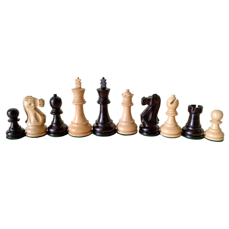 Шахматные деревянные фигуры Профессионал Люкс