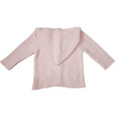 Папитто. Кофточка с капюшоном и карманами, розовый вид 2