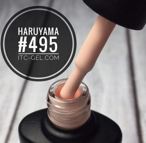 Гель лак Haruyama 8мл (495)