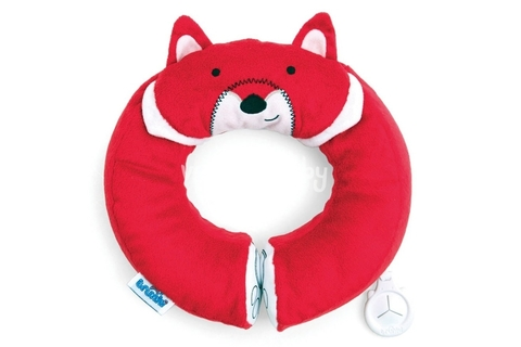 Подголовник Yondi Fox красный