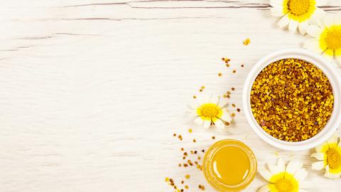 Пыльца цветочная (пчелиная обножка)