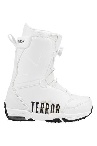 Сноубордические ботинки TERROR CREW White