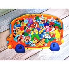 Пазл Час пик ToySib 01086