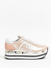 Кожаные кроссовки Premiata Beth 4519