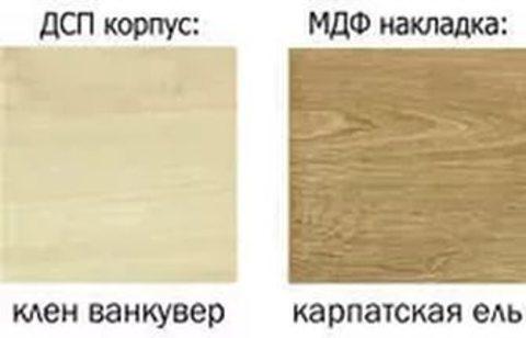 Шкаф платяной АМ-1