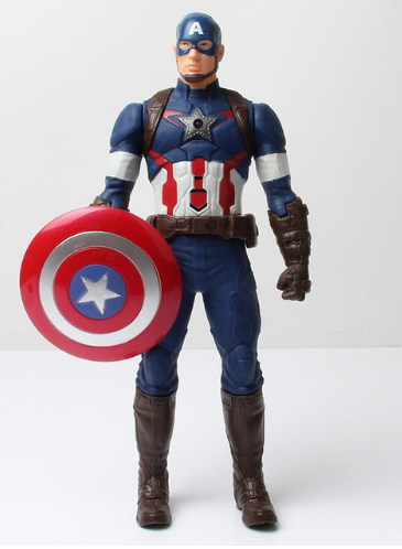 Капитан Америка игрушка