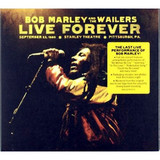 Bob Marley & The Wailers / Live Forever: September 23, 1980, Stanley Theatre, Pittsburgh, PA. (2CD)