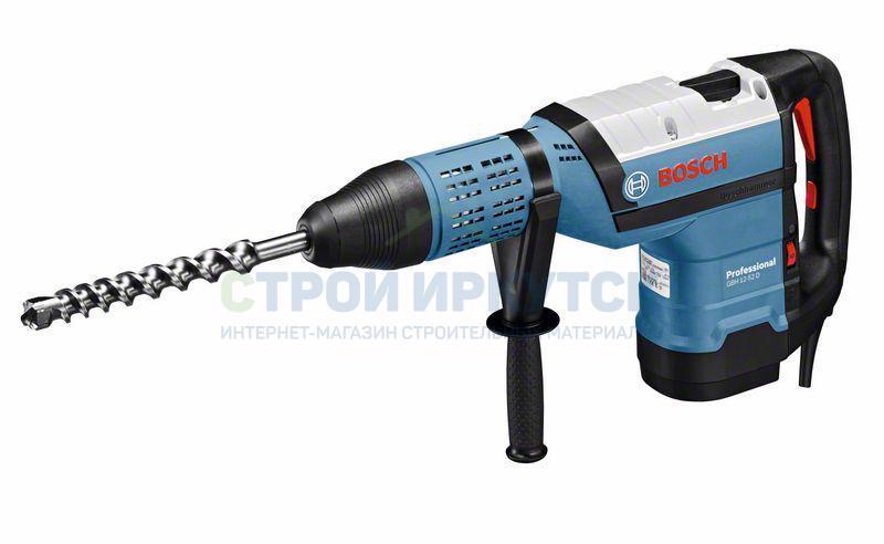 Перфораторы Перфоратор с патроном SDS-max Bosch GBH 12-52 D (0611266100) 8c8961afa9f0f309236e33428293bb6c