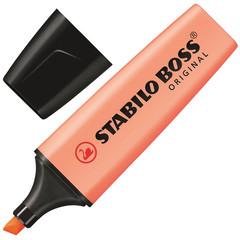 Текстовыделитель Stabilo Boss Original Pastel 70/126 оранжевый (толщина линии 2-5 мм)