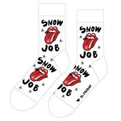 Носки мужские St.Friday новогодние SNOW JOB