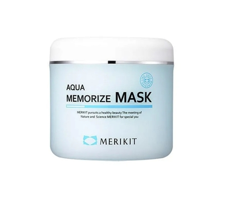 Маска для лица экстра увлажнения MERIKIT Aqua Memorize Mask, 300 мл