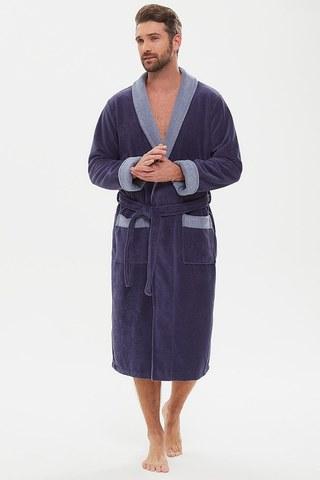 Махровый халат из бамбука Energy (PM France 947)