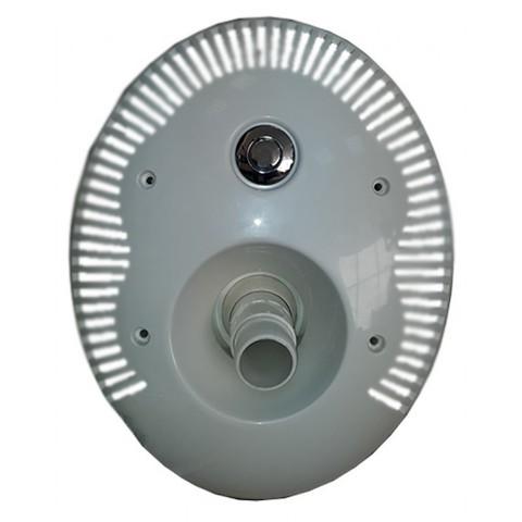 Лицевая панель круглая, ABS,противотока универсальная POOLKING