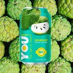 Напитки тропические с соком Анноны