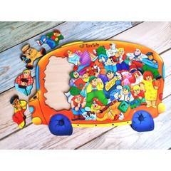 Головоломка Час пик ToySib 01086